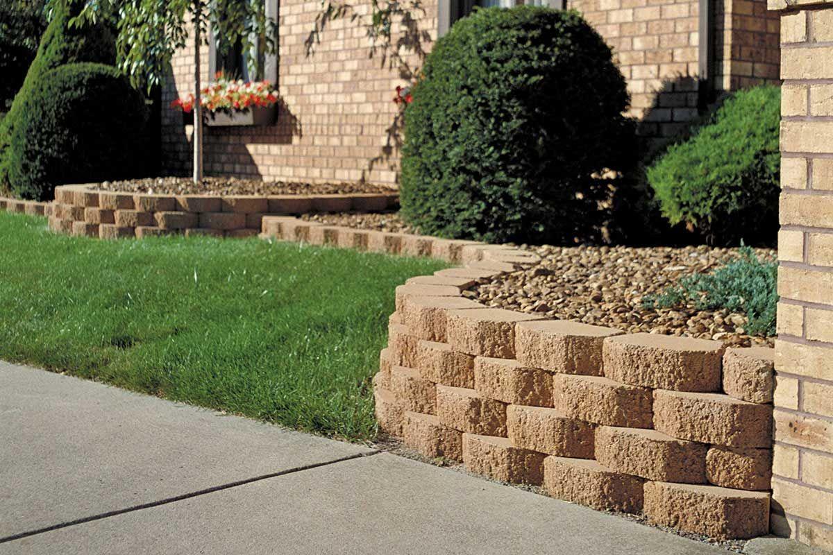 Keystone Garden Wall® | Keystone Retaining Wall Systems