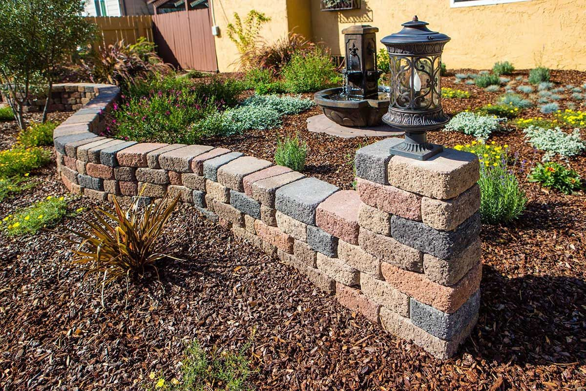 Country Cottage 174 Keystone Retaining Wall Systems