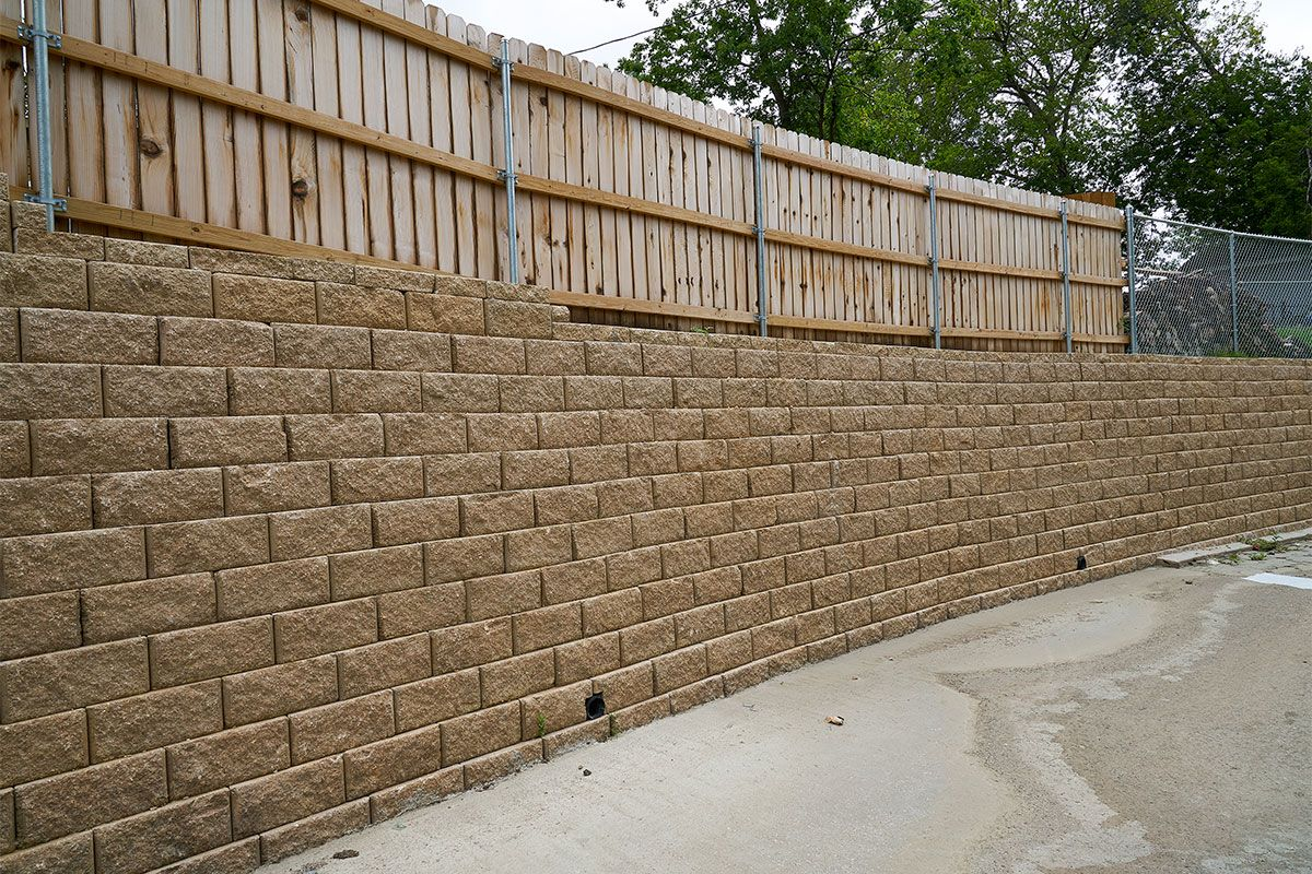 Regal Stone Pro 174 Rockface Keystone Retaining Wall Systems
